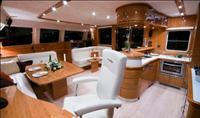 Preowned Sail Catamarans for Sale 2008 Sunreef 62 Layout & Accommodations